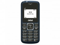 Detel launches new feature phone at Rs 399