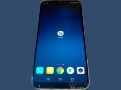 Huawei P20 Lite leaked in live images; shows iPhone X-like notch