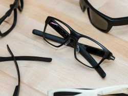 Intel Vaunt: Finally a smart glass you would like to sport
