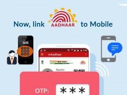 How to link Aadhaar with your mobile number using IVR and OTP