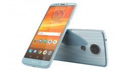 Moto E5 Plus render hints at dual cameras at the front and rear