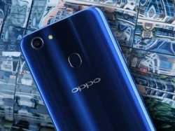 Oppo F5 Sidharth Limited Edition launched for Rs. 19,990; sale debuts on February 8