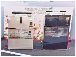 Panasonic introduces a new range of intelligent inverter Refrigerators