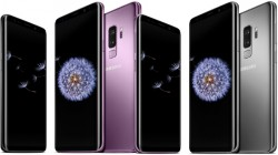 Samsung Galaxy S9 / S9+ with 128/256GB storage available for pre-orders