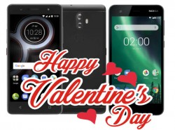 Valentine's Day Gifts to Budget smartphones to Buy in India