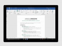 Microsoft Resume Assistant now available for Office 365 subscribers on Windows