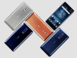 Nokia 5 and Nokia 8 receive permanent price cut in India