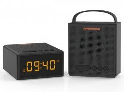 Riversong Fusion and Aqueous Bluetooth speakers launched at Rs. 1,999 and Rs. 2,299