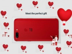 Valentine's Day: Red and Pink colored smartphones to gift your beloved