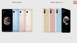 Xiaomi Redmi Note 5 and Note 5 Pro second sale to happen next week: Better save the date