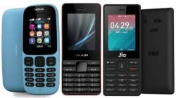 Best Feature phones under Rs 2000