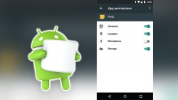 How to manage app permissions on Android Marshmallow and higher versions?