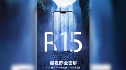 Oppo R15 with 6.28-inch AMOLED display, 6GB RAM launching soon