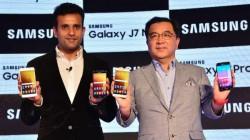 Samsung Galaxy J7 Pro and Galaxy J7 Max get a price cut