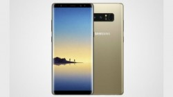 Samsung Galaxy Note 8 reportedly starts receiving Android Oreo update