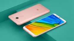 Xiaomi Redmi 5 coming to India on March 14