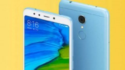 Xiaomi Redmi 5 launched in India: Price, specs, launch offers and more