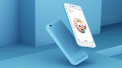 Xiaomi Redmi 5A gets Lake Blue color to mark 5 million units of sale