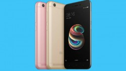 Xiaomi Redmi 5A with 2GB RAM will sell for Rs. 5,999 from now