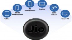 JioFi 4G LTE Hotspot with 150Mbps download speeds launched for Rs. 999