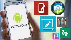 Six Android apps to edit your screenshots and images