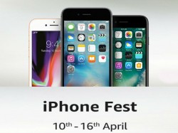 Apple iPhone Discount and Offer Fest on Amazon: iPhone X, iPhone 8 Plus, iPhone 7 Plus and more