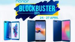 Honor Announces Blockbuster Sale on Bestseller Models on Honor Store