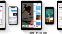 Apple releases iOS 11.4 publicbeta; All you need to know