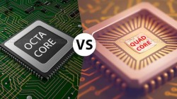Here's how Octa-core is different from Quad-core