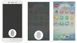 OPPO gets SIPO nod for an in-display fingerprint sensor
