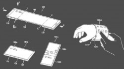Samsung wins patent for a flexible screened device
