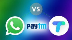 WhatsApp vs Paytm vs Google Tez: Payment apps compared