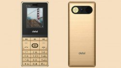 Detel D1 Talkey feature phone launched: Price, specs, features and more