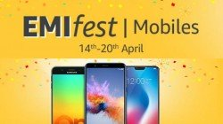 EMI offer on smartphones on Amazon: Honor 7X, Galaxy on7 Prime, LG Q6, Vivo V7, Oppo A83 and more