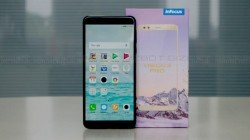 InFocus Vision 3 Pro first impression; A competitive phone with impressive specs