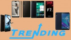 Trending phones from last week: Huawei P20 Pro, Oppo F7, Xiaomi Mi A2, Redmi Note 5 Pro and more