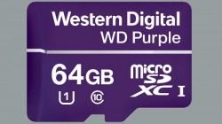 Western Digital launches new microSD card for surveillance devices