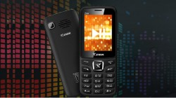 Ziox Z99 feature phone launched for Rs. 1,643