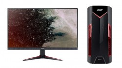 Acer brings Nitro series desktops and monitors for gaming enthusiasts