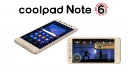 Coolpad Note 6 with dual selfie cameras launched in India