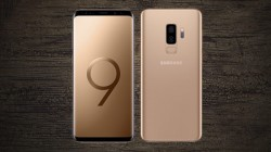 Samsung Galaxy S9/S9+ are now available in Burgundy Red and Sunrise Gold colours