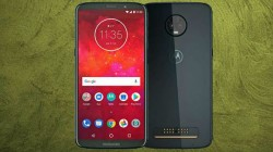 Leaked photos give us a glance at the Moto Z3 Play and 5G Moto Mod
