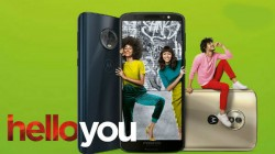 Moto G6 and G6 Play India launch pegged for June 4