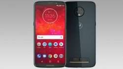 Official Moto Z3 Play images emerge online