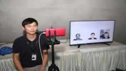 Oppo demonstrates world's first 5G video call demo