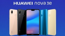 The Huawei Nova 3e set to launch on the 25th of May