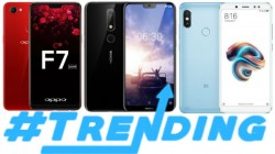 Trending smartphones from last week: Samsung Galaxy J6, OnePlus 6, Nokia X6, Xiaomi Mi A2 and more