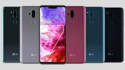 LG claims to have thought of the notch before Apple