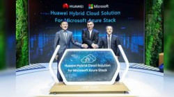 Huawei announces hybrid cloud solution for Microsoft Azure Stack at CEBIT 2018