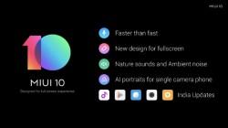 List of Xiaomi smartphones to support single camera portrait mode